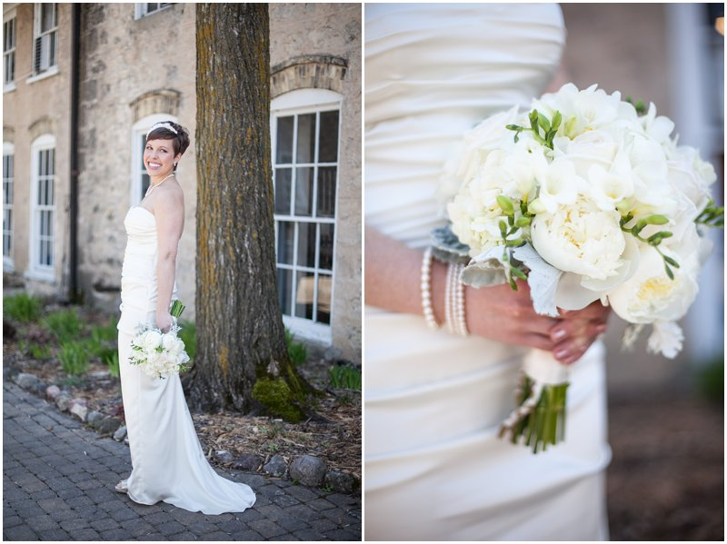 Cedarburg Winery Wedding, Milwaukee Wedding Photographer