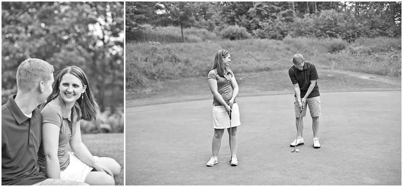 Golf Course Engagement